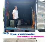 Sea Shipping From China to Las Vegas Warehouse Deliveried door to door