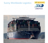 Sea freight DDP door to door service from Guangzhou to Singapore