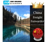 Sea freight from China to Columbia door to door services