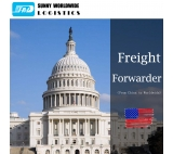 Sea freight from China to USA door to door services