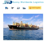 Sea freight shipping agent from Shanghai to Seattle USA door to door service