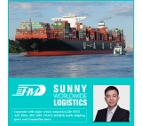Sea shipping freight from China shipping container from China to Belgium Europe