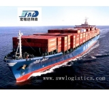 Shanghai to the United Kingdom Amazon FBA shipping by FCL sea container freight