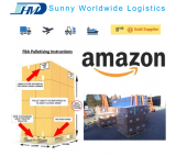 Shenzhen to the US Amazon's shipping to door service