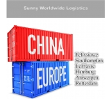 Transport service Sea shipping forwarder from China to Florence Italy Door to door delivery service customs clearance
