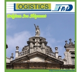 Door to door sea shipping services from Shenzhen, China to Antwerp, Belgium
