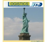 Door to door sea shipping services from Shenzhen, China to New York, USA