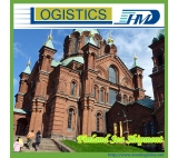 Door to door services, FCL/LCL sea shipping, Air shipping  from Shenzhen, China to Helsinki, Finland