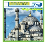 Door to door services, FCL/LCL sea shipping, Air shipping  from Shenzhen, China to Istanbul / Izmir / Mersin, Turkey