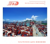 plastic products export to Germany from Guangzhou to Hamburg sea transport