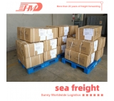 FCL sea freight to USA door to door delivery services