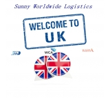 sea freight service shipping from China to Felixstowe for make up foods and Christmas gift