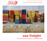 sea freight to France door to door delivery services