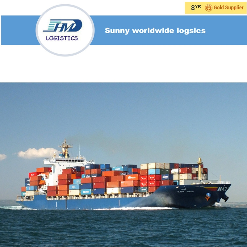 DDU DDP Sea shipping freight service from shenzhen to Greece