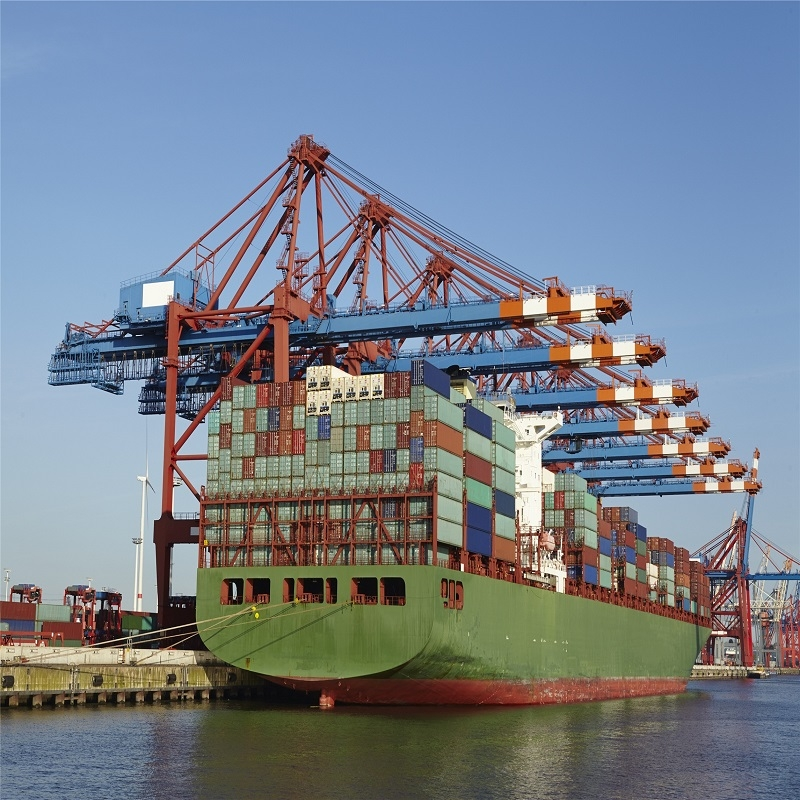 Door to door sea shipping service from China to Dubai