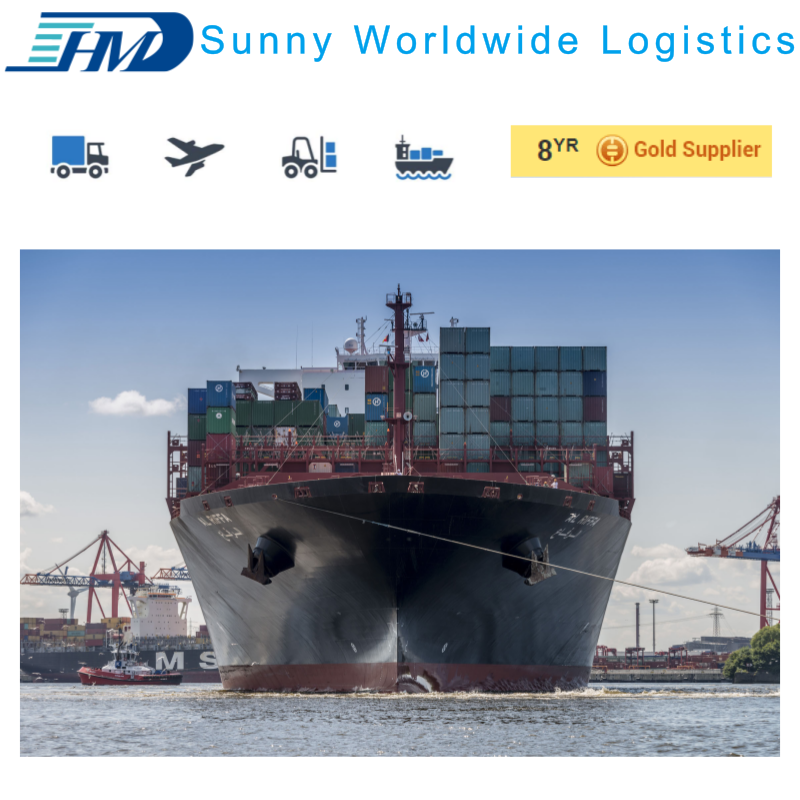 FCL/LCL sea freight service from Ningbo to Karachi