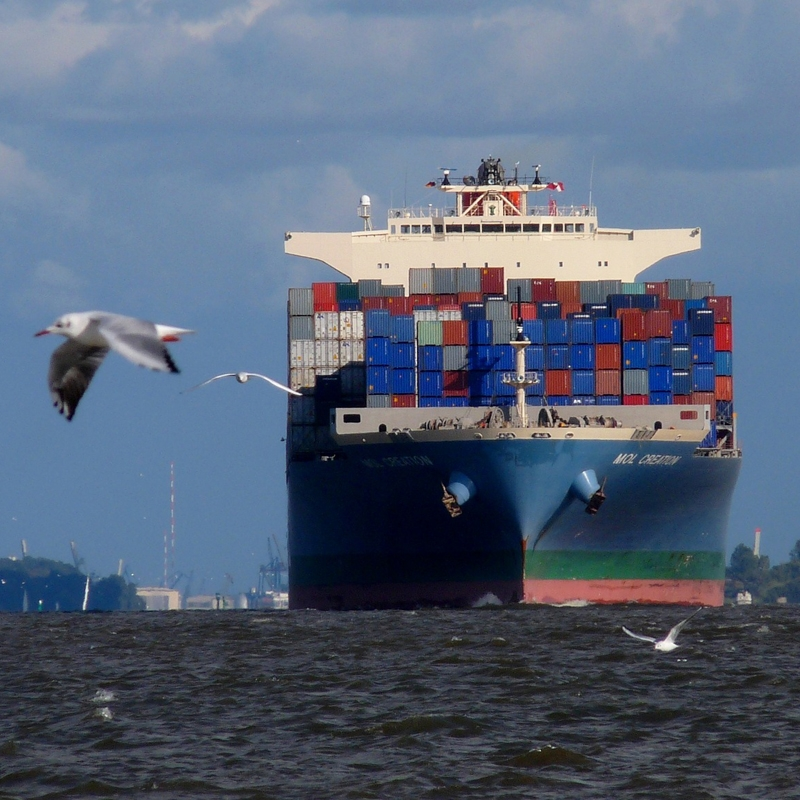 Ocean Freight Shipping Container Freight Cargo Rates From