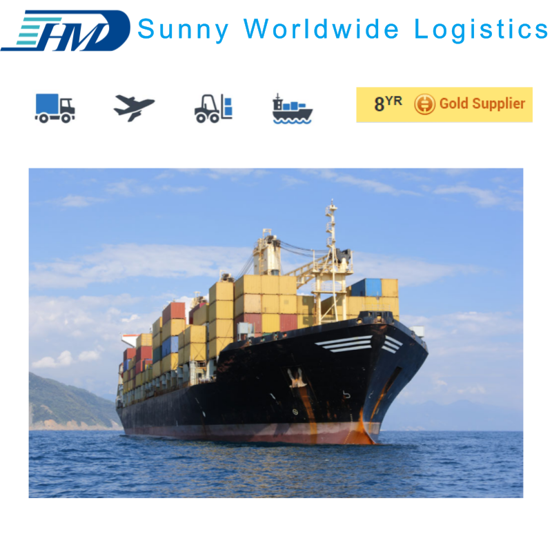 Sea freight container shipping from Tianjin China to Bangkok Thailand