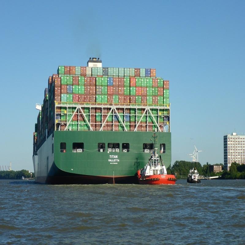 Shanghai To New York Usa Sea Freight Door To Door Delivery