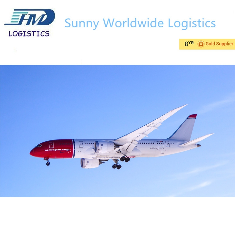 USA door to door delivery air freight from China to Baltimore